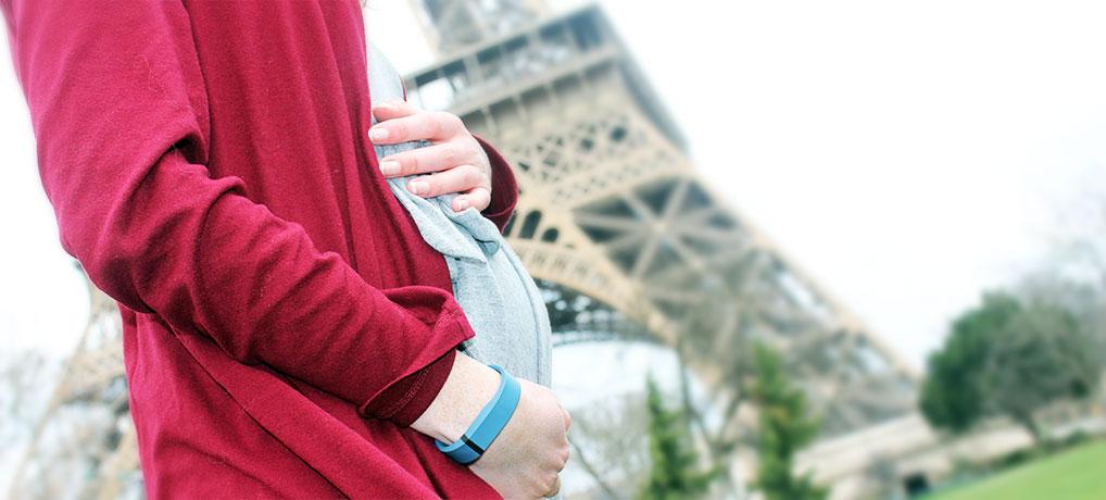 Paris Babymoon | Bottles & Banter