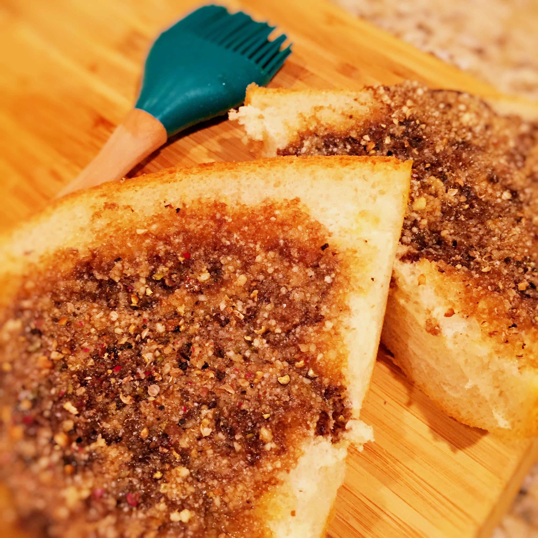 Balsamic Truffle Bread | Bottles & Banter