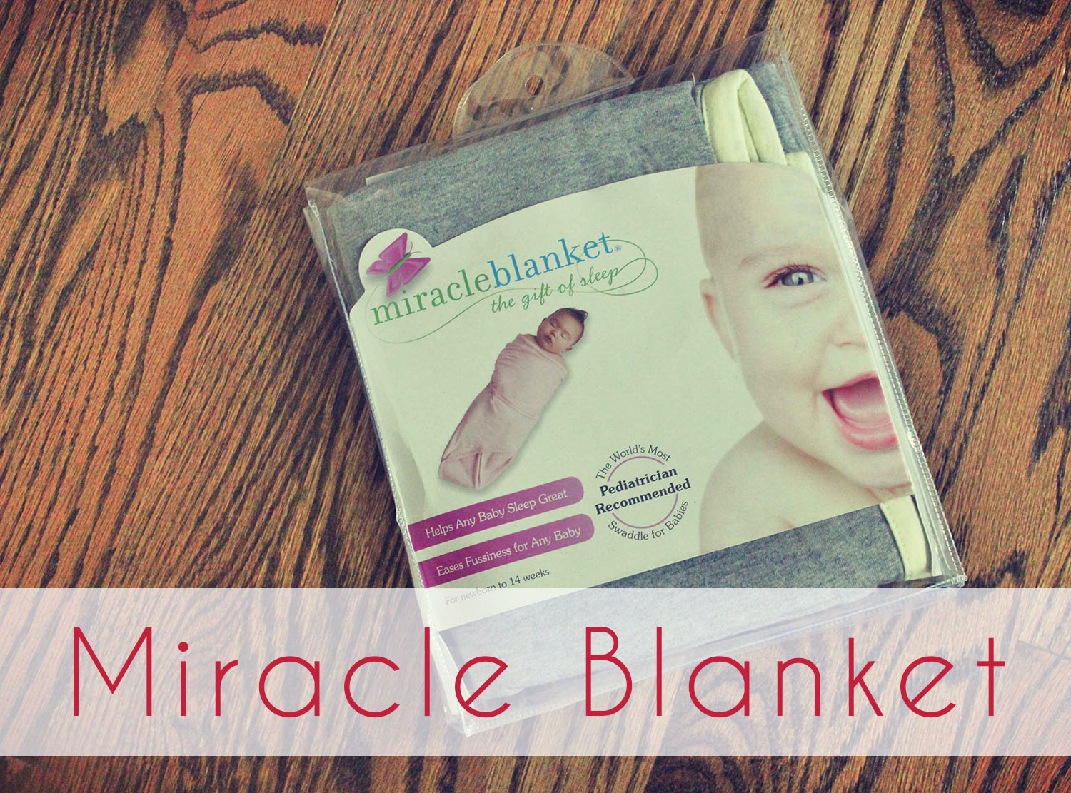 Win A Miracle Blanket From Miracleware