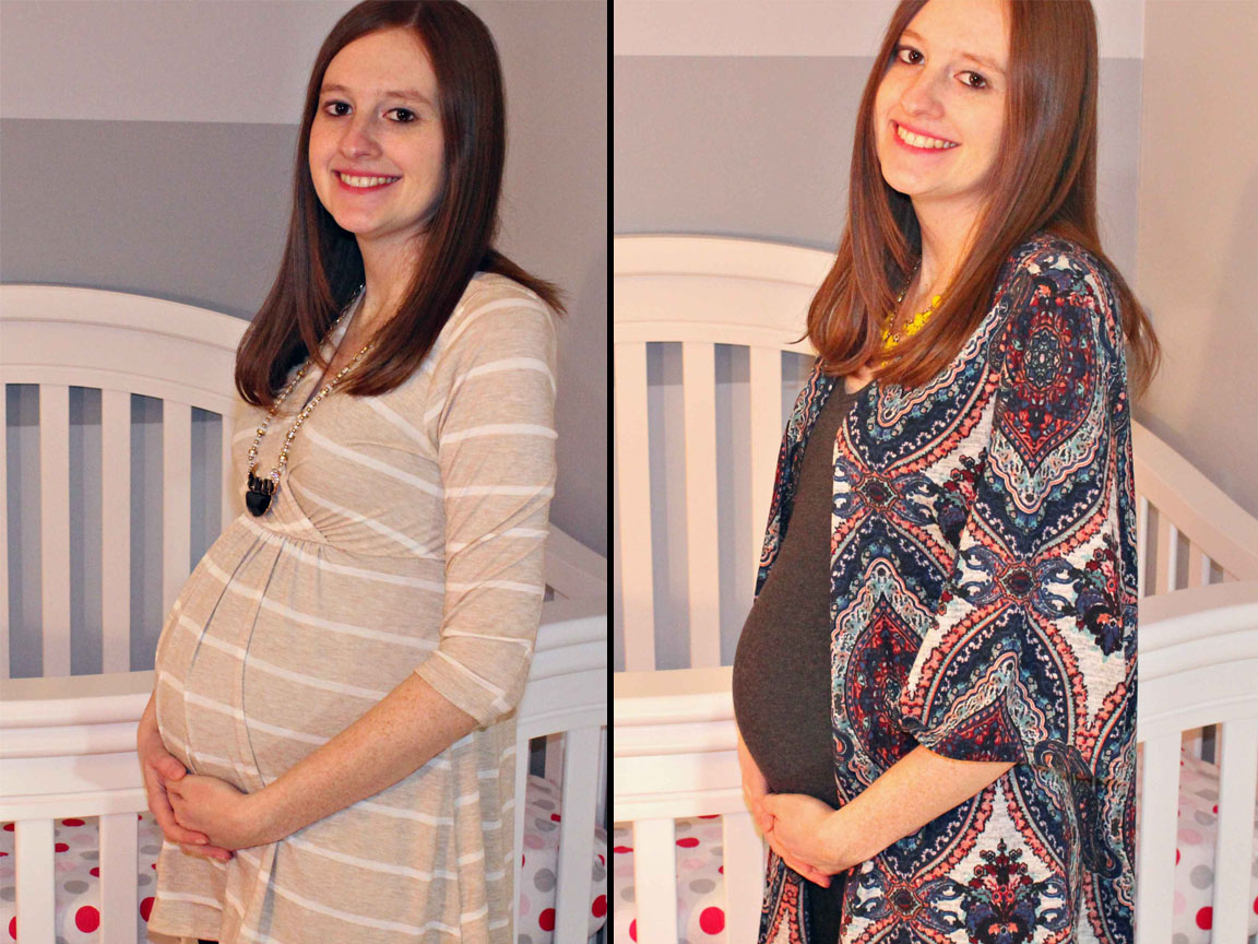 PinkBlush Maternity: Review & Giveaway | Bottles & Banter
