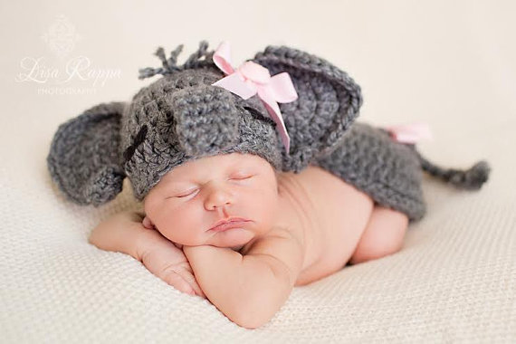 Vintage Baby Boy Outfit Photo Props Fluffy Crochet Infant Hat ... | 380x570