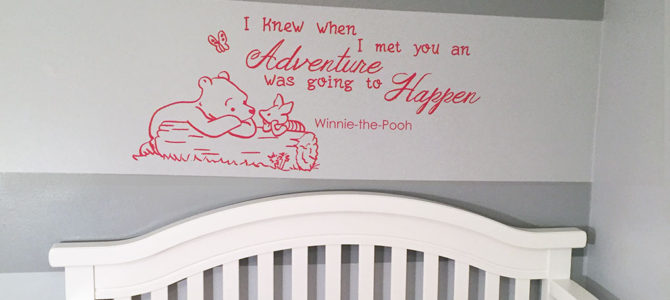 15 Whimsical Disney Quotes for the Nursery