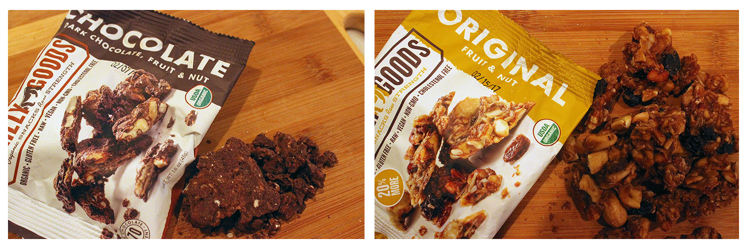 Organic Protein Snacks