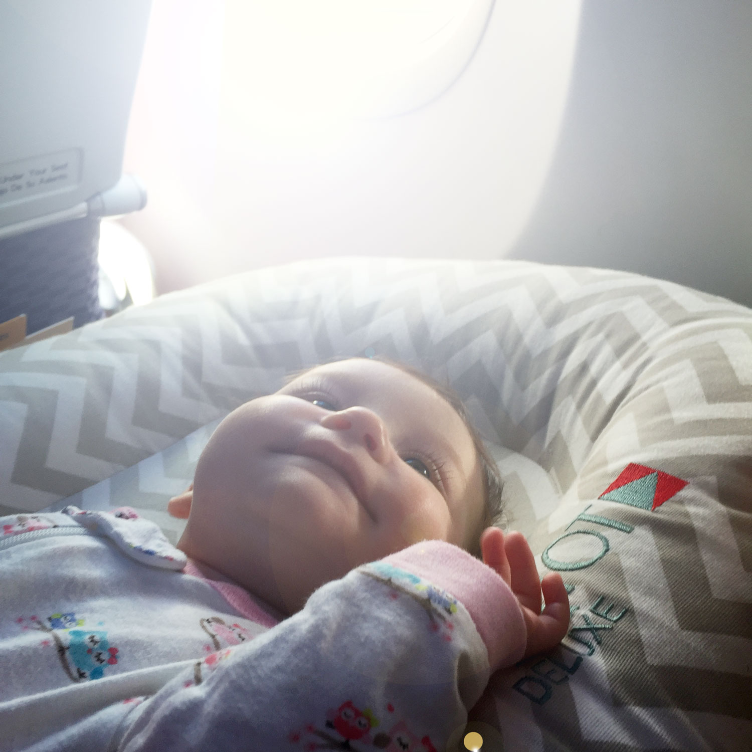 Air Travel with Baby | Bottles & Banter