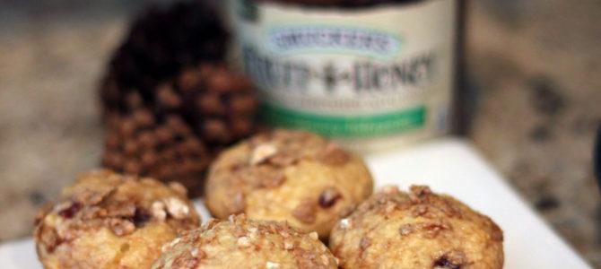 Festive Jam Swirled Muffins with Degustabox