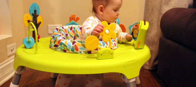 PortaPlay Convertible Activity Center Review