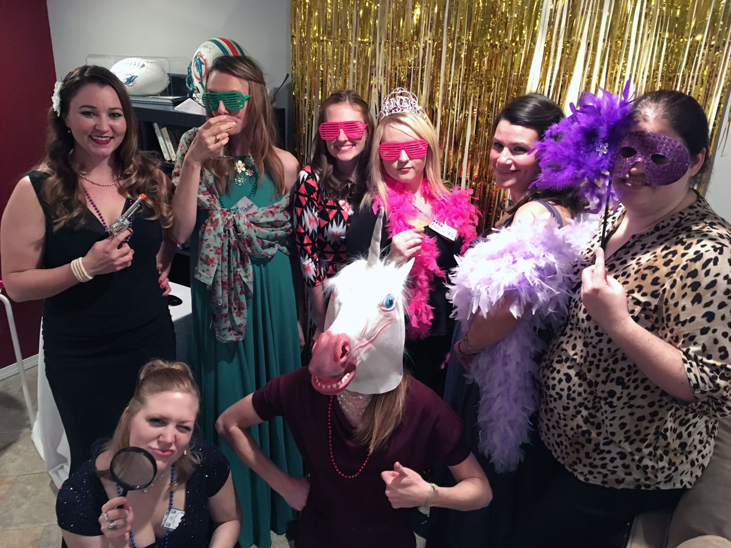Murder Mystery Party | Bottles & Banter