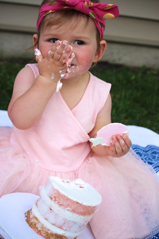 Flamingo Theme: A First Birthday Party | Bottles & Banter
