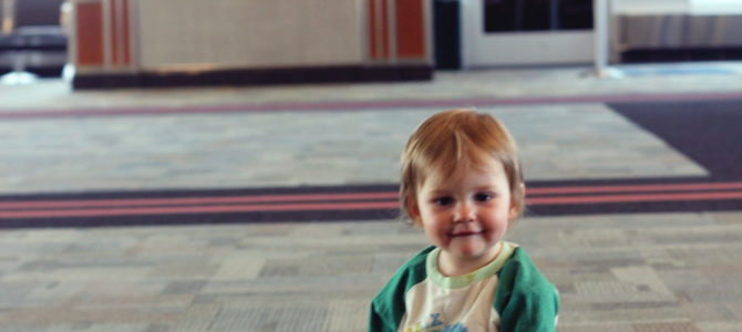 Surviving a Long Layover with Kids