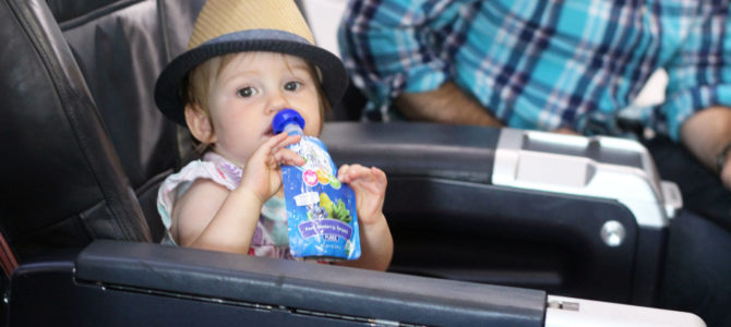 Travel Snack Ideas for Toddlers