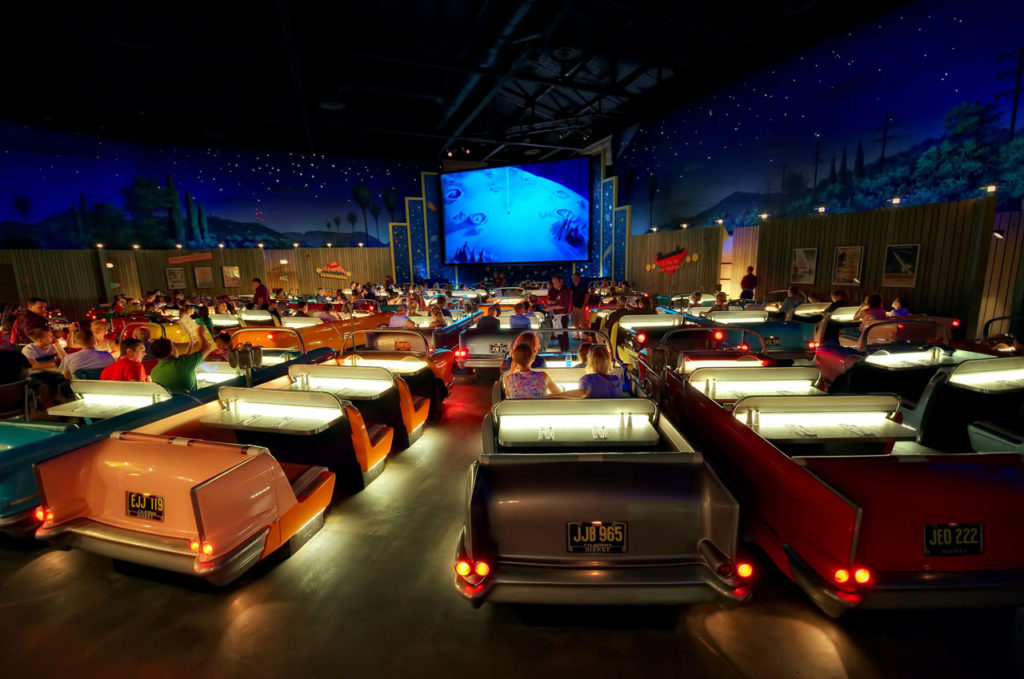 Sci Fi Dine In Theater