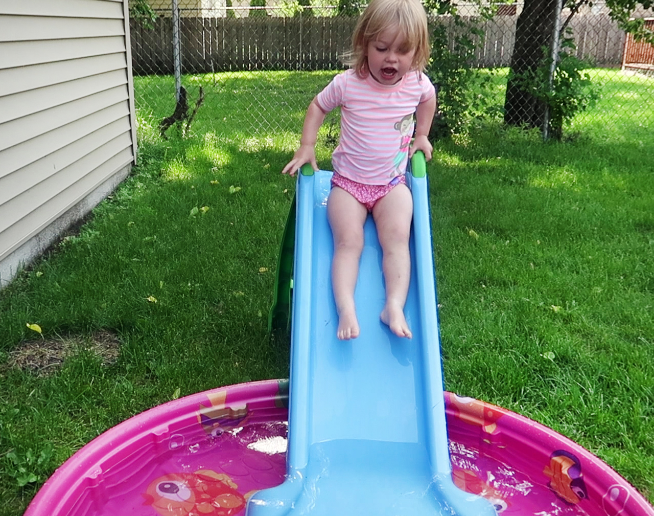 5 Fun Things for Summer at Home: Toddler Edition