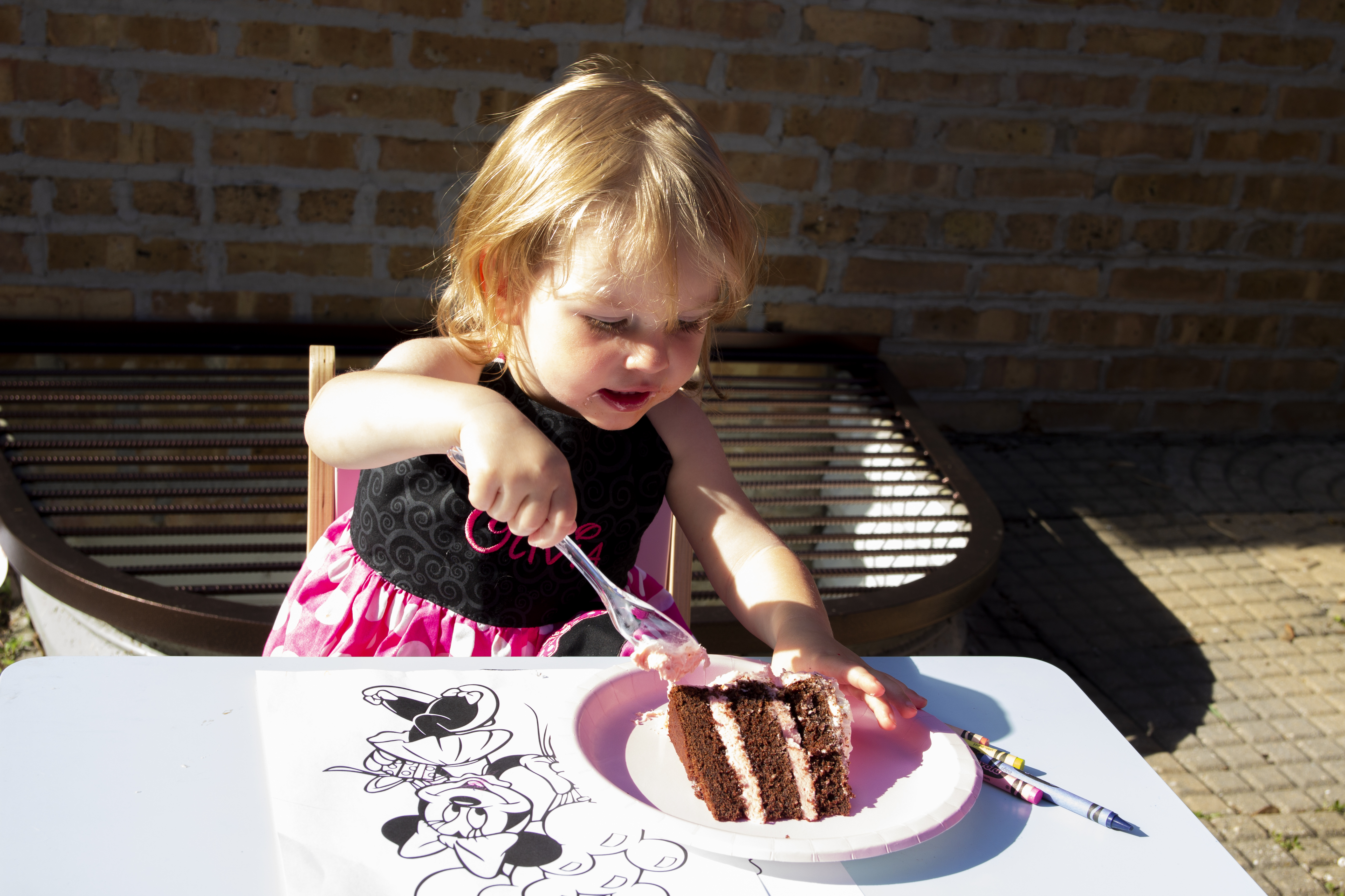 Minnie Mouse Birthday Party Ideas for a 2 Year Old