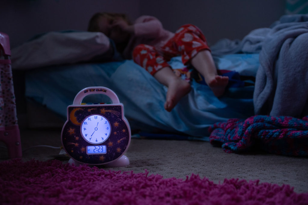 Sleep Training Clock: Keeping Your Toddler in Bed | Bottles and Banter