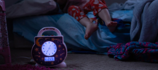 Sleep Training Clock: Keeping Your Toddler in Bed