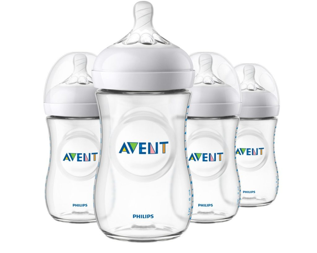 Phillips Avent Baby Bottles