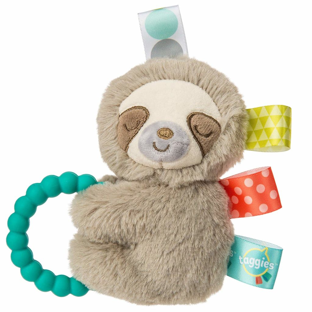 Sloth Baby Toy
