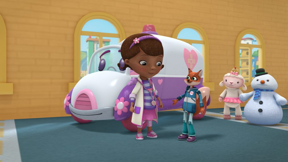 Doc McStuffins | best educational tv shows for preschoolers