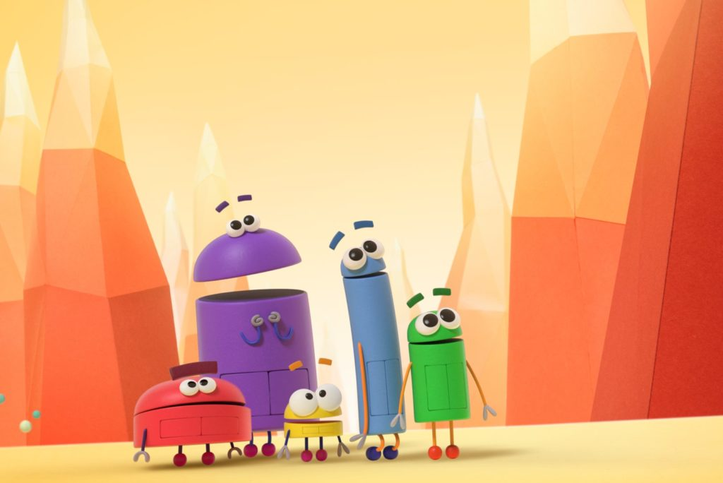 Story Bots on Netflix best educational tv shows for preschoolers